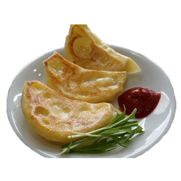 チーズ餃子2コ